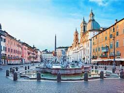 Оказываю услуги гида, переводчика в Риме и его окрестностях