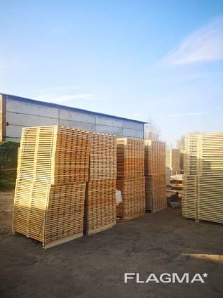 Паллеты деревянные EPAL