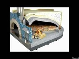 Печи для выпечки пиццы на дровах и газе