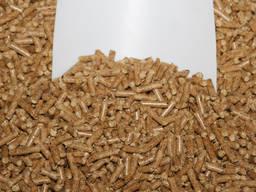 Pellet A2 di legno in Big Bag da 1000 kg ciascuno