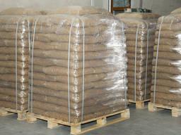 Pellet A2 di legno in confezioni da 15 kg