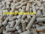 Пеллеты из древесины 6 - 8 мм - фото 5