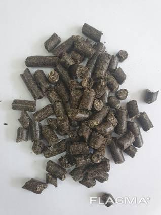 Продам гранулу из шелухи подсолнечника, сосны, дуба и агроотходов