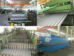 Продам завод профилегибочного оборудования