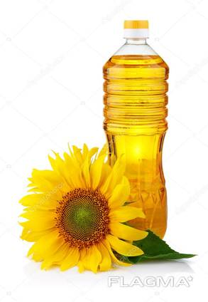 Refined sunflower oil PET packing