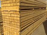 Sawn timber of pine. Legname di pino. - photo 6