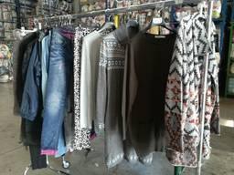 Секонд хенд одежда и обувь