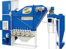 Separatore di cereali CAD-4 con ciclone