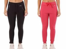 Спортивные брюки сток оптом бренда МЕТ из Италии
