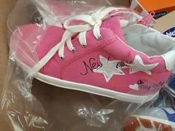 Stock детской итальянской обуви Chicco. - фото 4