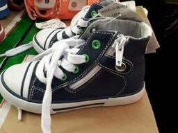 Stock детской итальянской обуви Chicco. - фото 6