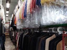 Сток итальянской одежды