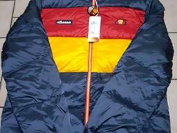 Сток спортивные куртки Ellesse