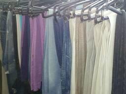 Сток женской и мужской одежды made in Italy