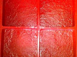 Offriamo stampi in termo-poliuretano (TPU) non solo per la p