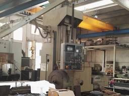 Расточный станок Union Gera Veb BFT 110