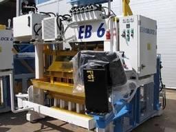 Вибропресс Мобильный для производства бордюров, блоков Е12