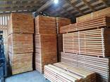 We sell sawn timber, edged planks, blanks Alder - фото 3