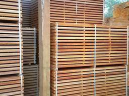 We sell sawn timber, edged planks, blanks Alder