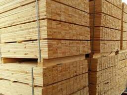 Wood for pallets - фото 1
