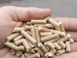 Wood pellets A1