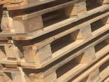 Wooden pallets 2-nd grade - фото 1