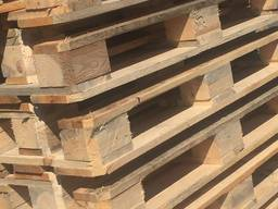 Wooden pallets 2-nd grade