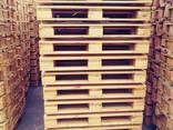 Wooden pallets 2-nd grade - фото 4