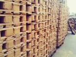 Wooden pallets 2-nd grade - фото 8